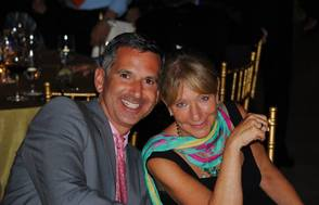 Frank D. Isoldi and Jayne Bernstein