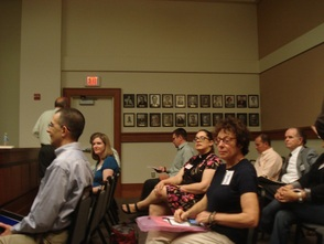 Attendees at the Crisis Management/ Public Safety Committee Meeting
