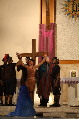 Holy Savior Academy Presented the Living Stations of the Cross, photo 4
