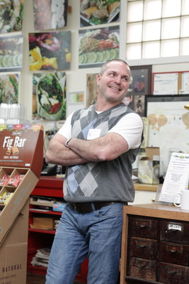 Stuart Garber, Owner of Argyle Market