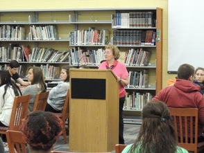 Poetry Festival at Sparta High School, photo 3