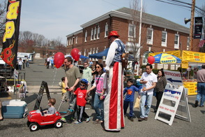 Millburn Street Fair Brings Out Crowd on Warmest Day of Spring, photo 1