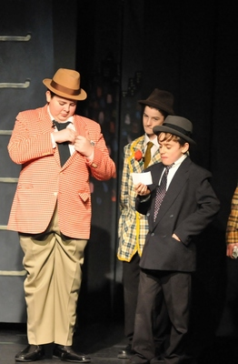 HMS Guys and Dolls