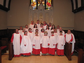Christ Episcopal Church Senior Choir