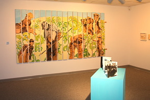 "Group Art Exhibition at The Baird's Pierro Gallery Continues ""Breaking Through Tradition"" , photo 4"
