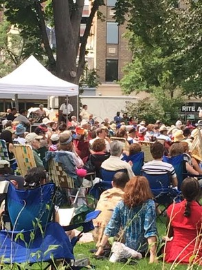 Morristown Jazz and Blues Festival