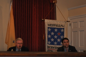 Westfield's 4th Ward Town Council Candidates Face Off at Forum, photo 1