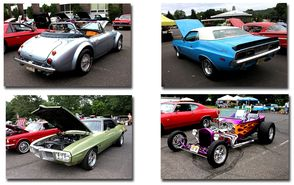 Car Nutz Muscle and Classic Cars