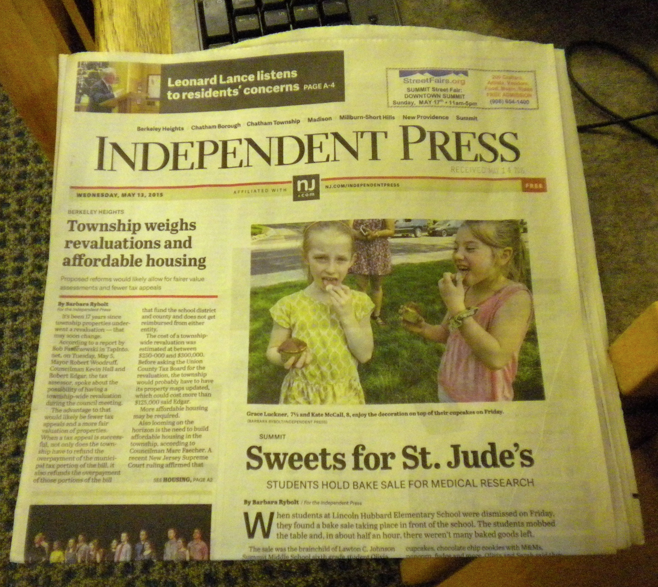 Independent Press Last Weekly Print Edition Newspaper Issue to Publish May 27