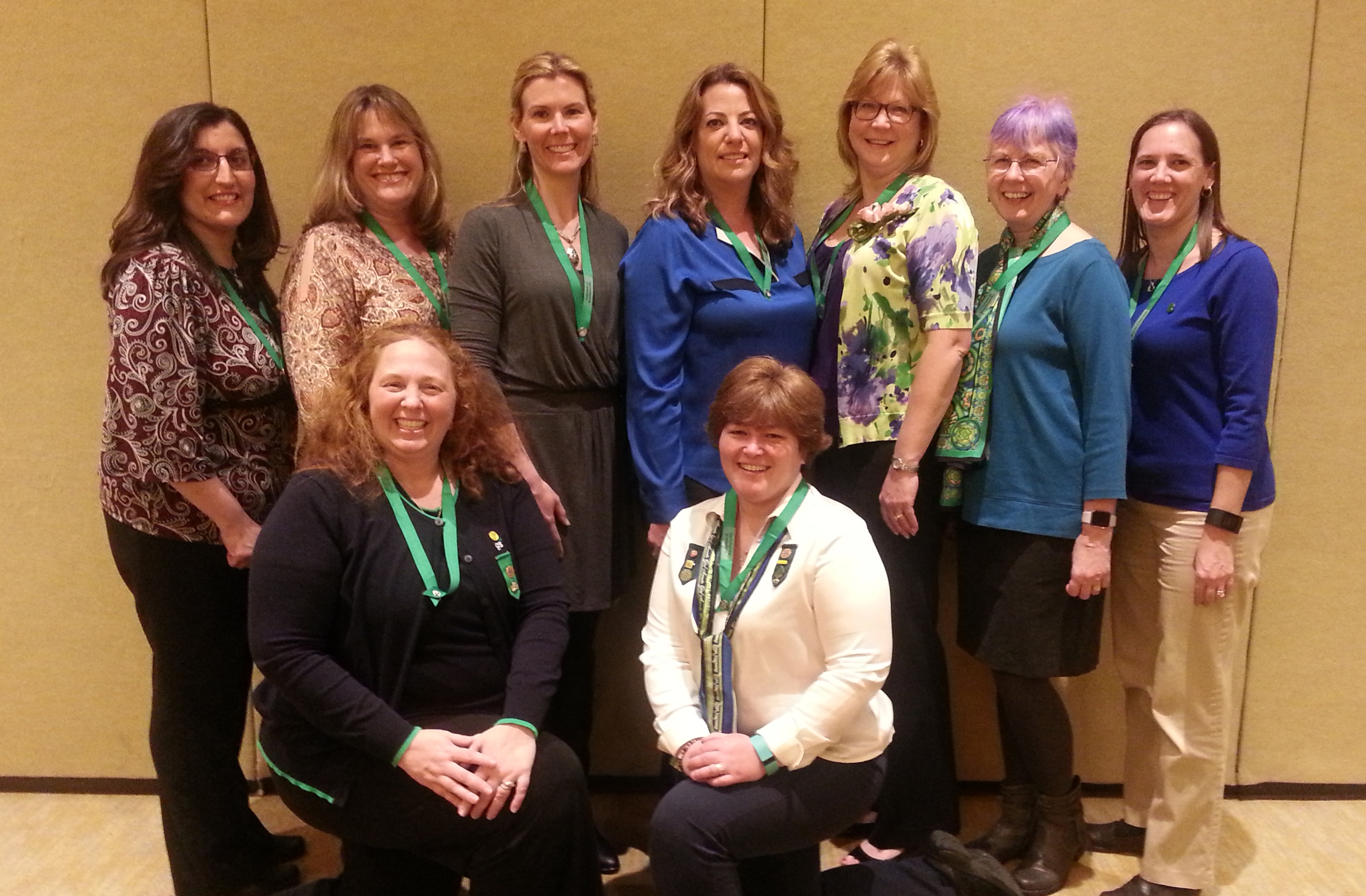 Cranford Volunteers Recognized by Girl Scouts Heart of New Jersey