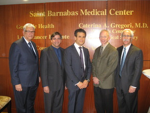 Donor, Recipient and Individual Waiting for Transplant Join Together at Saint Barnabas Medical Center, photo 1