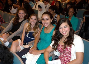 WOHS Senior Awards 2014