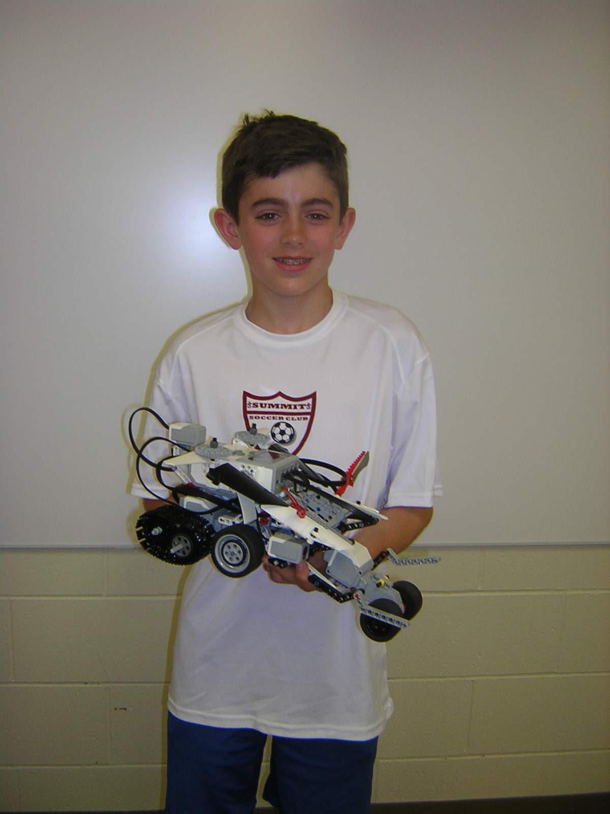 LEGO Robotics at Franklin School Challenges Young Engineers