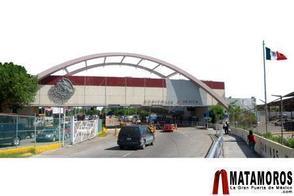 Matamoros-Brownsville Border