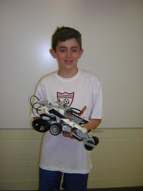 Franklin Robotics 2 - SEF