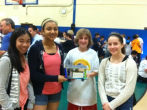 New Providence Middle School Hosts Junior Solar Sprints Competition, photo 7