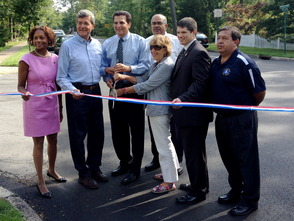 Wyoming Avenue Paving Project Completed, photo 3