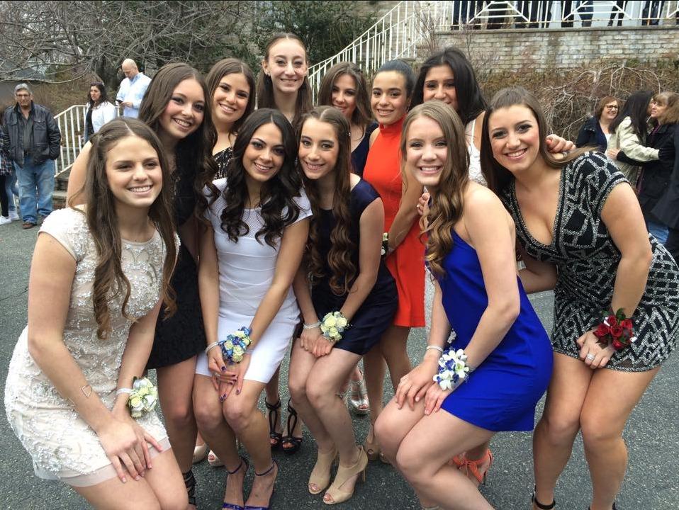 Carroll High School Fashion Show