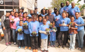 Roselle Comes Together for Community Clean Up Day, photo 21