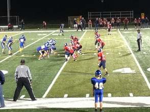 Berkeley Heights 7th Grade PAL Football Beats Rival Cranford , photo 1