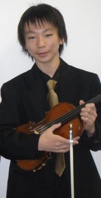 Yuji Sugimoto, violin