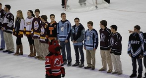 SHS Ice Hockey Captains