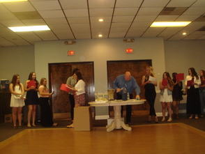 South Plainfield High School Softball Team Dinner, photo 3