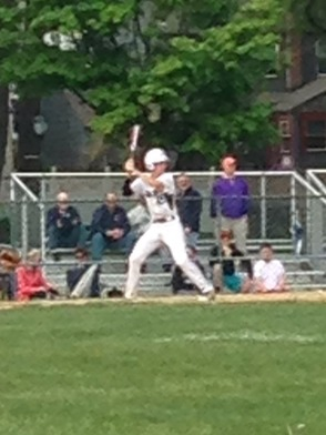 Livingston Varsity Baseball vs. Beats Randolph, 5-4