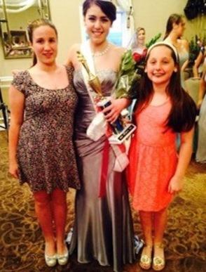 Miss Sparta 2014 Jamie Melville