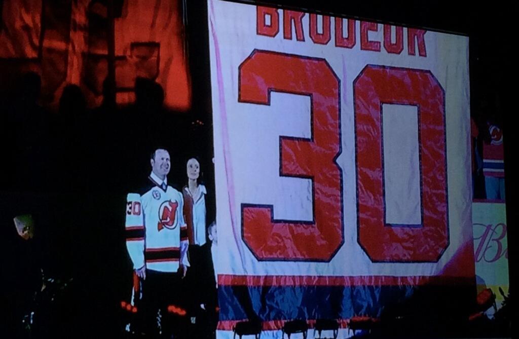 Former West Orange Resident S Jersey Retired By New Jersey Devils