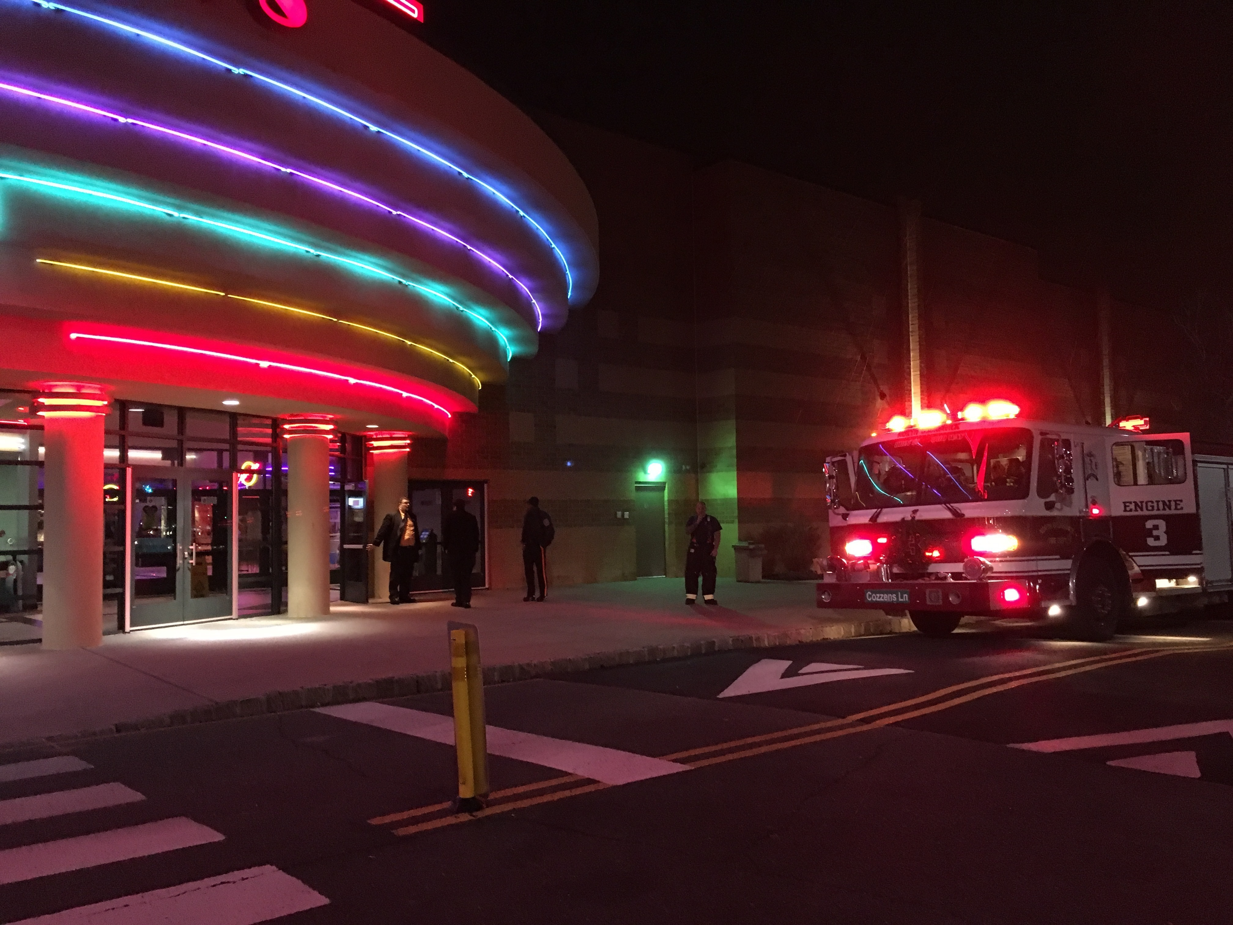 Theatergoers Wait 38 Minutes For North Brunswick Fire Department To Arrive At Regal Cinemas