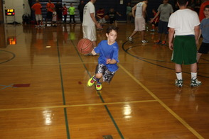 3 on 3 Charity Basketball Participant