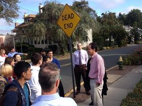 South Orange Government and Seton Hall University Partner to Revitalize Irvington Avenue, photo 5