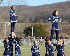 Sparta Cheerleaders