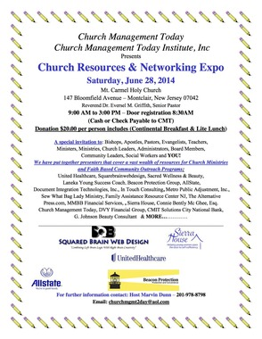 Church Resources & Networking Expo, photo 1