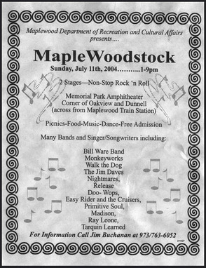 Maplewoodstock Kicks Off 11th Year This Saturday, photo 3
