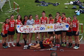 Erica Frezza Scores 100th Goal In Gov. Livingston's 17-2 Victory Over Hanover Park, photo 2
