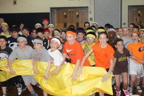 Collins Elementary School 5th Grade Students