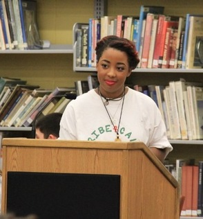 Poetry Festival at Sparta High School, photo 4