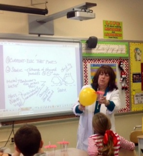 "Third Grade Experiences Electrifying ""Edison Workshop"" , photo 4"