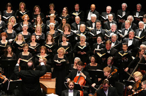 The Masterwork Chorus Performs Messiah