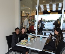 South Plainfield Residents Flock to the Corner Bakery Café , photo 14