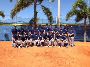 WOHS Baseball Team