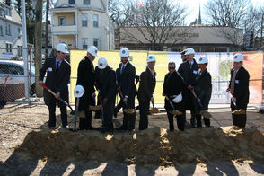 Ground Breaking Ceremony Held at Third and Valley in South Orange, photo 1