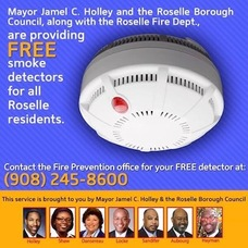 Roselle Residents to Receive Free Smoke/Carbon Monoxide Detectors, photo 1