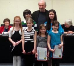Scotch Plains-Fanwood School District Merit Award Winners