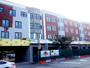 Gateway Project in South Orange on Schedule for September Opening and Seeking Mural Artists, photo 1
