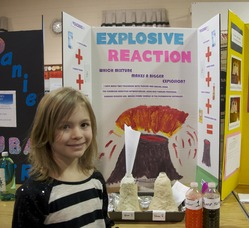 Students Impress at South Mountain School Science Fair, photo 3
