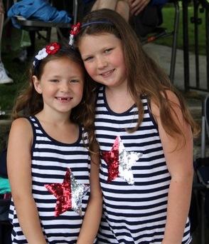 Kaitlyn and Madison Sweetman