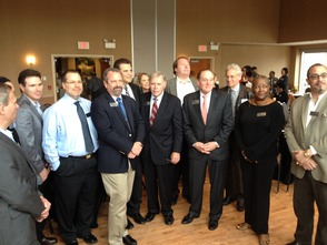 CEO of New York Stock Exchange Addresses Local Business Leaders at SOPAC, photo 3